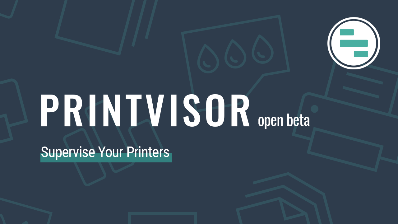Monitor your printers' activity with PrintVisor